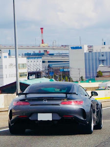 GT AMG GTRのカスタム事例画像 gtrさんの2018年05月01日08:02の投稿