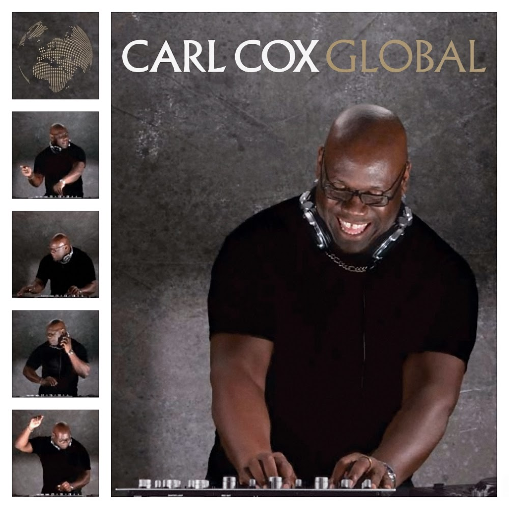 Album Artist: Carl Cox / Album Title: Global (2007)