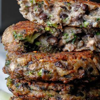 #11. Chunky Portabella Veggie Burger