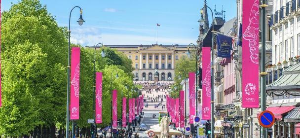Centro de Oslo