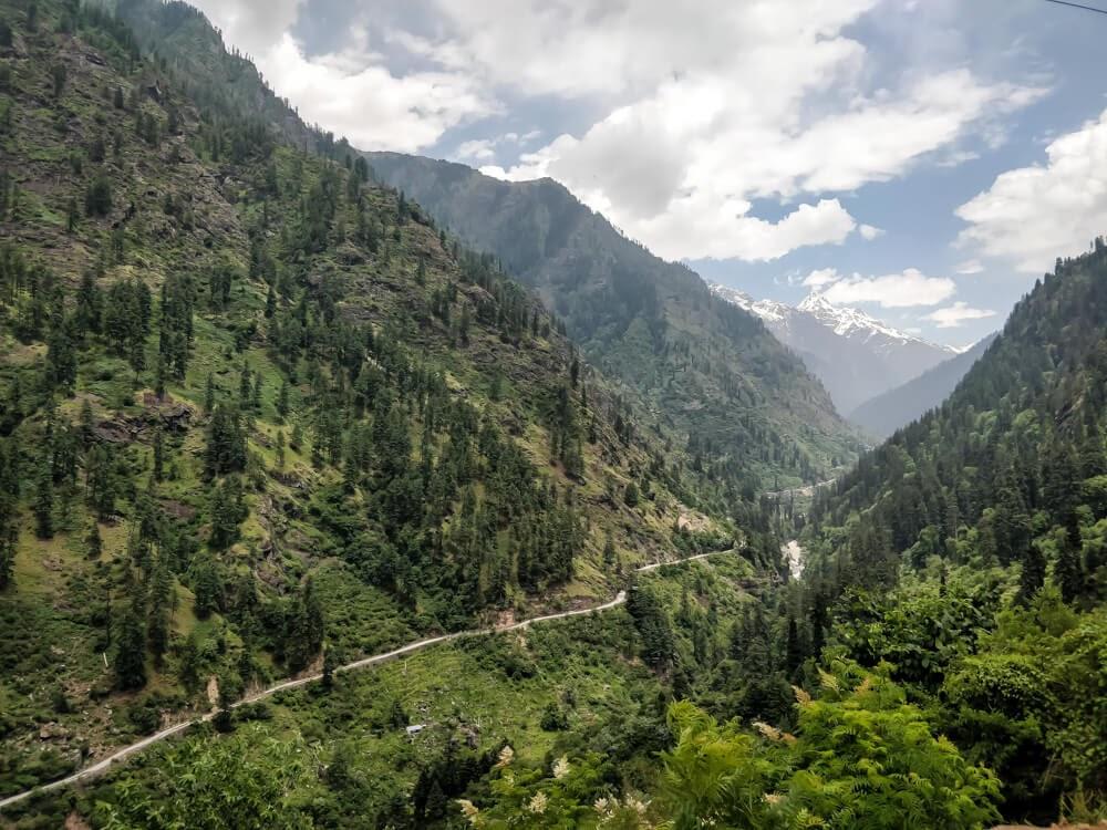 shilha village kullu parvati valley himachal pradesh himalayas