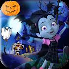 Halloween Vampirina: Juego de aventura icon
