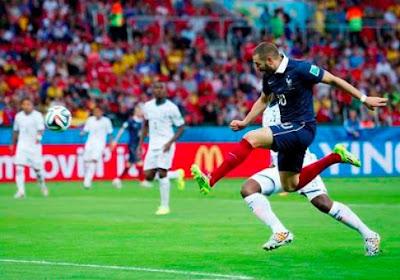 """Karim Benzema: """" Le plus important c'est la victoire """""""