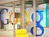 Google's North America Office in Reston, VA, United States.