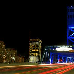 Main St Bridge by Karl Cummings - Buildings & Architecture Bridges & Suspended Structures