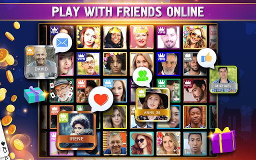 VIP Belote - French Belote Online Multiplayer 3.6.36 screenshots 16