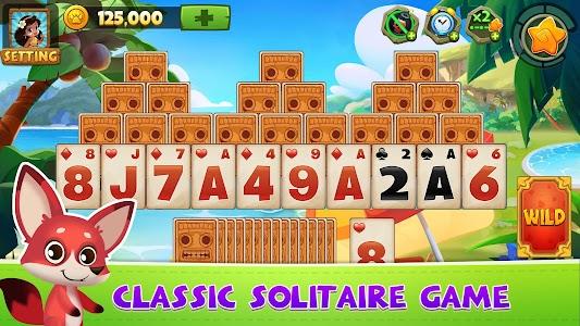 Solitaire TriPeaks Adventure - Free Card Game 2.2.7