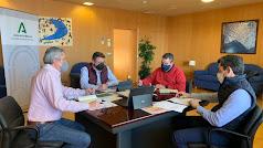 Reunión del Comité de Alertas en Almería.
