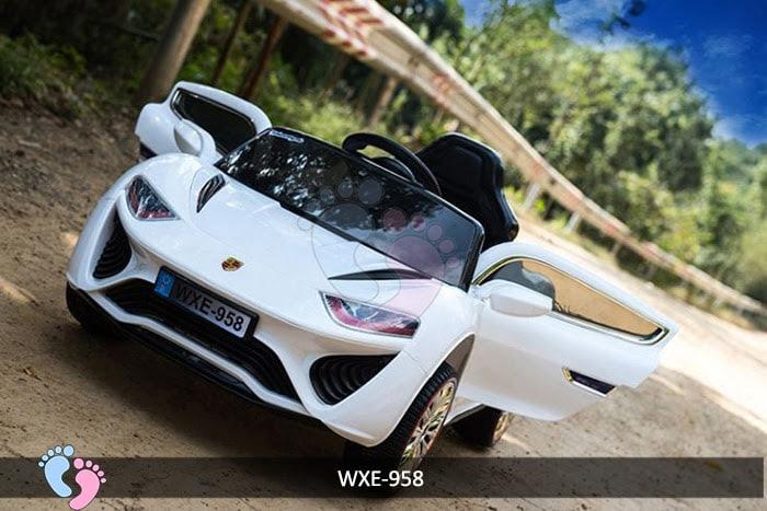 Xe hơi điện trẻ em WXE-958 2