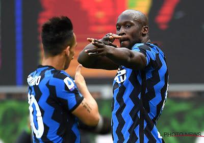 """🎥 Le """"plus beau but"""" et le geste """"le plus important"""" de la saison de Romelu Lukaku en Serie A"""