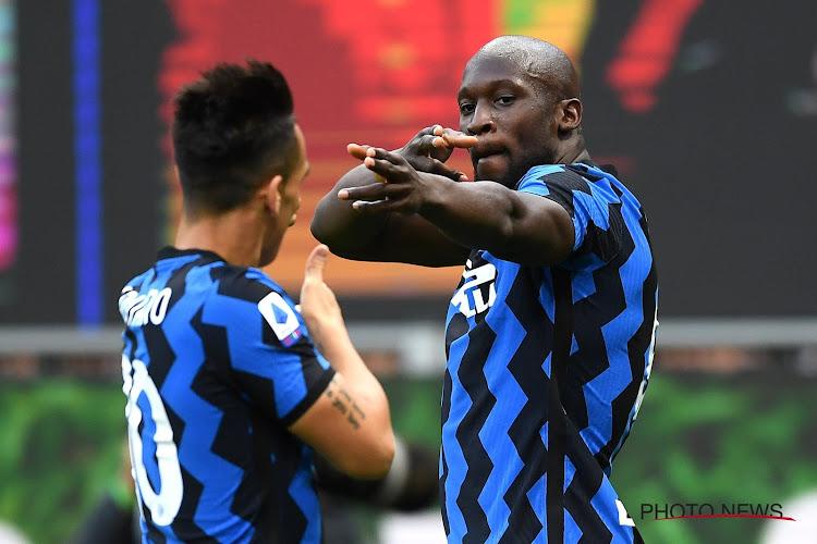 🎥 Romelu Lukaku fête le titre de l'Inter dans les rues de Milan