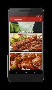 Arabic food recipes in arabic apps on google play screenshot image forumfinder Gallery