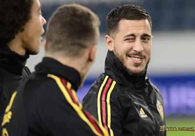 Avant son 100e match avec la Belgique, Eden Hazard compare sa situation actuelle avec celle de ses débuts