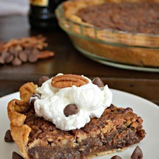 Chocolate Kahlúa Pecan Pie