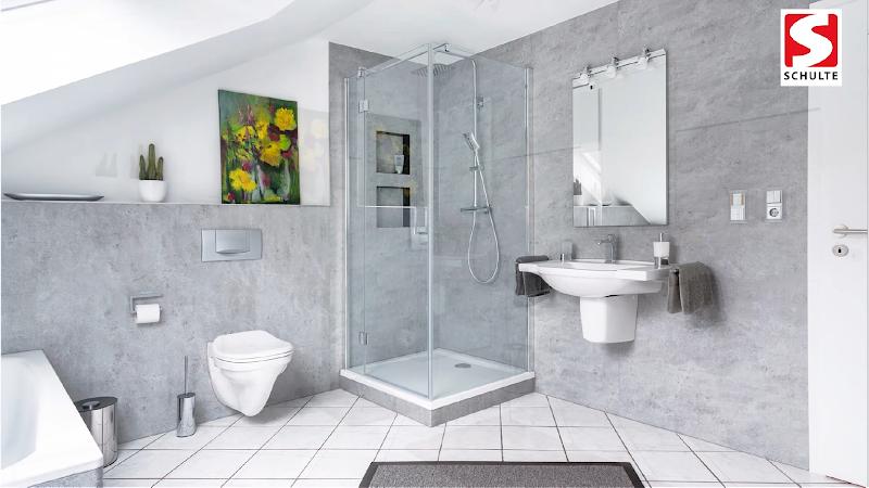Video :  Panneaux muraux pour salles de bains