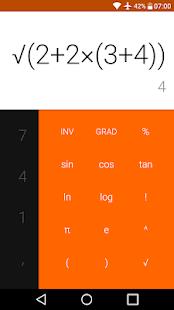PLUS Calculator v 1 1 APK - APK PRO