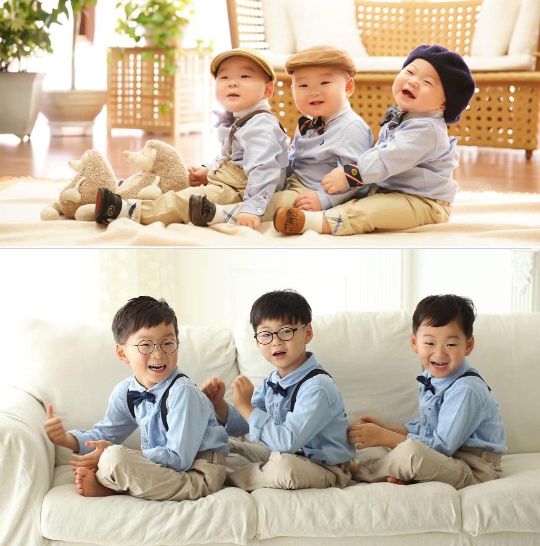 """Đâu kém cạnh bố mẹ là sao lớn xứ Hàn, các thiên thần nhí này cũng """"nổi như cồn"""", vang danh khắp mọi nơi - Ảnh 4."""