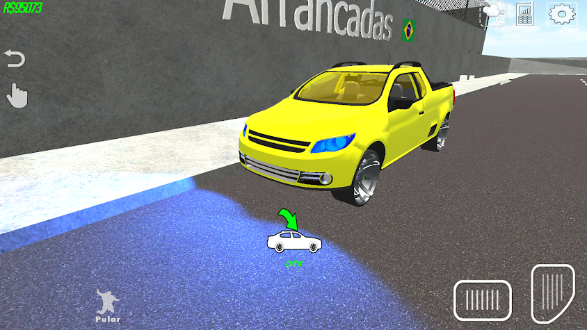 Corrida Livre Multiplayer Screenshot