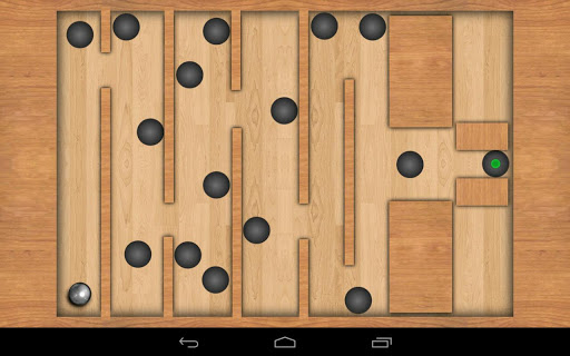 Teeter Pro - free maze game 2.4.0 screenshots 1
