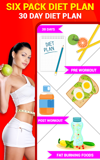 Six Pack Abs Workout 30 Day Fitness: HIIT Workouts 39.0 screenshots 11