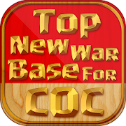 Top new war base for coc 2018