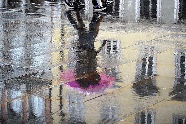 Colori in una giornata di pioggia. di NinoZx21