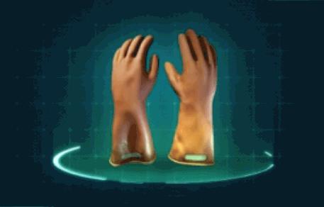 電気工事用手袋