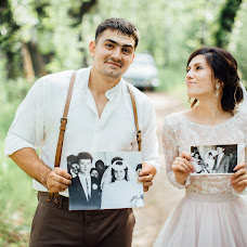 Wedding photographer Aleksey Volovikov (alexeyvolovikov). Photo of 25.07.2017