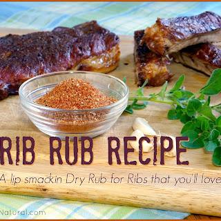 Rib Rub With Cinnamon Recipes