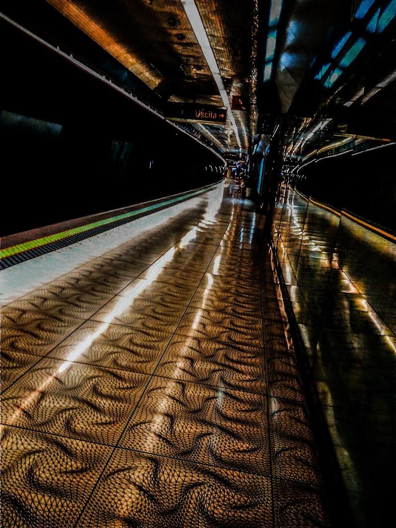 Metro di Silbig