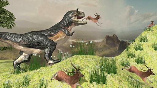 Dinosaur Simulator 3D 2019 screenshot 4
