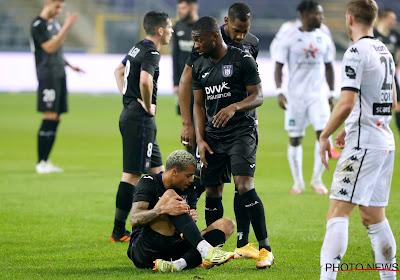 """Anderlecht peut souffler : """"On a laissé beaucoup d'énergie dans le Clasico"""""""