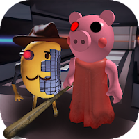 Roblox Piggy Chapter 13 2020 Piggy And Mr P Chapter 13 Obby Roblx Mod Android App Download Latest