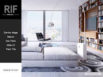 Appartement 4 pièces 138 m2