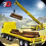 Log Transporter Truck Driver 1.0 Apk