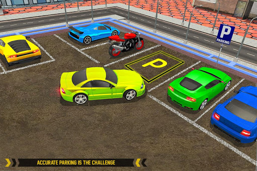 Street Parking Car Drive: Best Car Games for PC