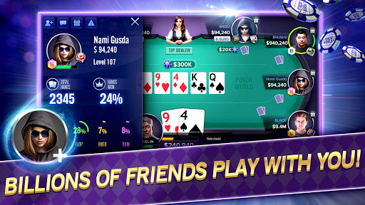 Poker World Mega Billions  screenshots 3