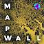 Map Wallpaper HD Custom New Tab