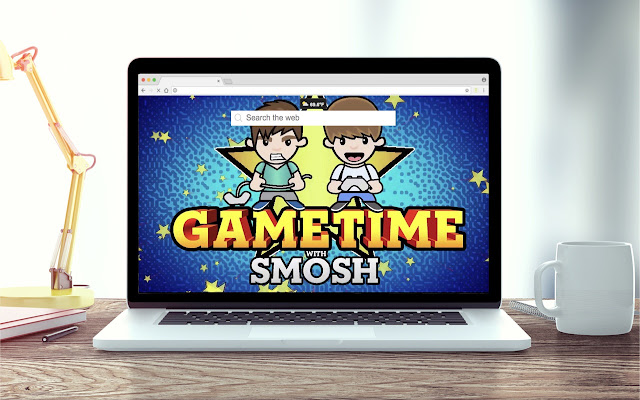 Smosh HD Wallpapers New Tab Theme