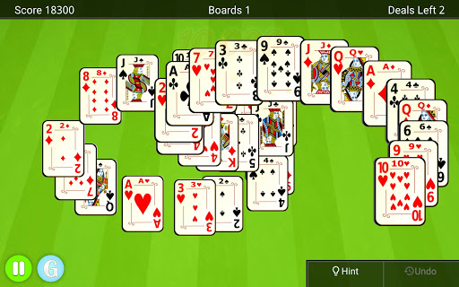 Pyramid Solitaire 3D Ultimate 1.2.3 screenshots 10