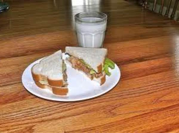 Mom's Bean Sandwich Recipe