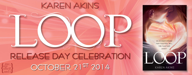 LOOP Release Day Book Blast & Giveaway