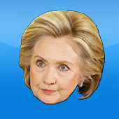 Never Hillary - Free Tap Game