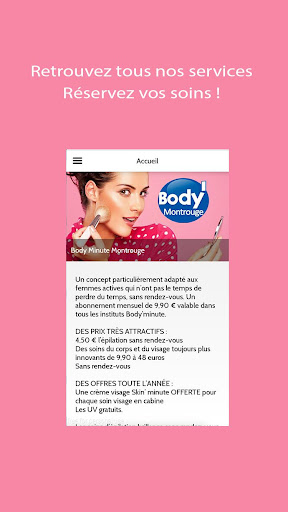 Body Minute Montrouge