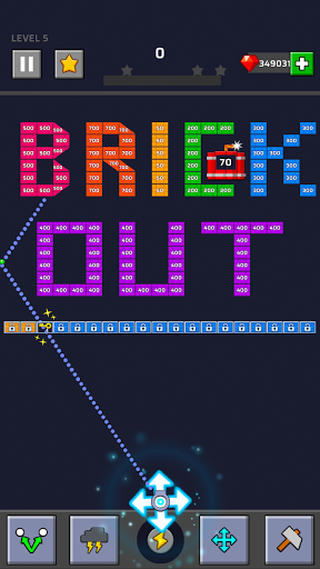 Brick Out - Shoot the ball 20.0903.00 screenshots 1