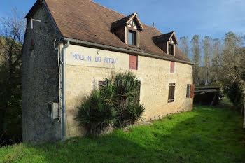 moulin à Saint-Projet (46)