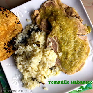 Tomatillo Habanero Salsa Recipes