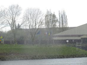 Photo: hagel en regen, het kan niet op