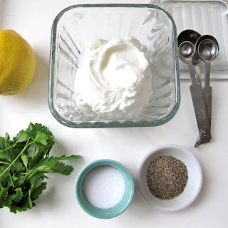 Coriander Yogurt Sauce Recipes