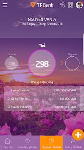 TPBank Mobile - náhled
